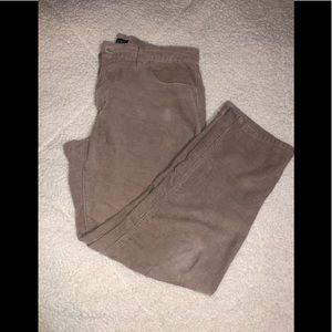 Michael Kors corduroy pants 34/30